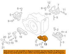 Lincoln FORD OEM 13-15 MKS Engine Motor Transmission-Lower Trans Mount DA5Z6068C