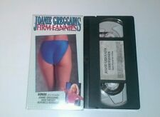 Joanie Greggains - Firm Fannies (VHS) AEROBICS WORKOUT  TESTED