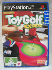 **PLAY STATION 2 TOY GOLF EXTREME VIDEO GAME BRAND NEW SEALED**