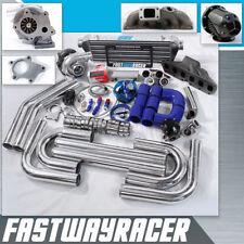 Golf GTI Jetta 3.2L 2.8L VR6 24V T04E T3 T3/T4 Turbo Kit Cast Turbo Manifold