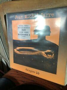 092   Jean-Michel Jarre–Oxygène 10.   2 LP