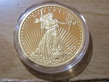 1933 US Double Eagle $20 Gold Plated Proof Type w/ C of A Included #94861