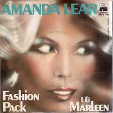 disco 45 GIRI Amanda LEAR FASHION PACK LILI MARLEEN