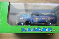Eligor  1070 Ford V-8 Camionnette 1934 Ford Service NIB