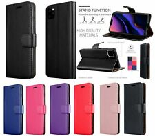 FLIP LEATHER CASE COVER FOR APPLE IPHONE 11 4S 5 SE 6 7 8 XS Max XR 11 Pro Max