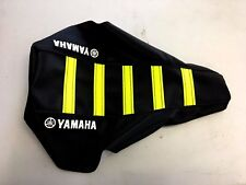 New NEON YELLOW YAMAHA Ribbed Seat cover YZ50 PW50 ALL YEARS