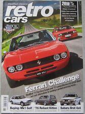 Retro Cars magazine November 2010