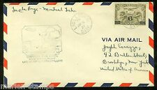 CANADA   FIRST FLIGHT COVER LAC LA RONGE TO  MONTREAL LAKE JUNE 8, 1932