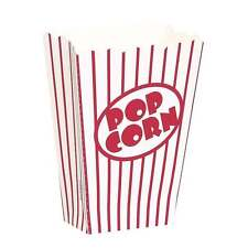 Unique Party 59023 - Small Popcorn Boxes Pack of 8