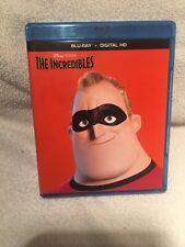 The Incredibles (Blu-ray+Digital HD) Disney Pixar Movie