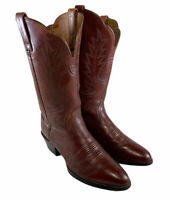 Ariat Heritage Brown Leather Western Cowboy Work Boots  15725 Women's Size 7.5 B
