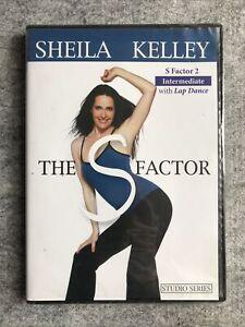 Sheila Kelley S Factor 2 Intermediate : NEW