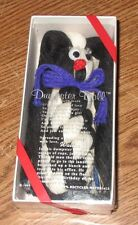 Rare HTF Dumpster Doll New in Box 1995 Recycled String Rope Toy Hand Made Purple