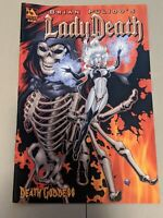 Brian Pulido's Lady Death Death Goddess #1 July 2005 Avatar Press Comics