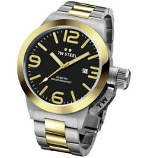 TW STEEL - TWCB42 - Silver/ Gold - Quartz movement - Stainless steel - RRP £299