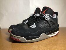 Air Jordan Bred 4 Size 13