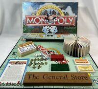 Monopoly Deluxe Edition - American - 100% Complete - 2-10 Players - Part Sealed