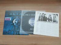 ALIAS - Alias 1990 Korea Vinyl LP No Barcode Rare Sleeve NM