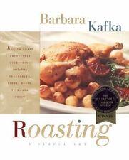 Roasting, A Simple Art, by Barbara Kafka, 1995,H/C DJ FREE SHIPPING