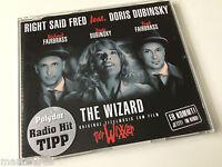 Right Said Fred feat. Doris Dubinsky - The Wizard - Maxi CD Single