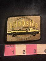 BLINDSIDE Car / Auto Patch 93NQ