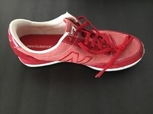 Women's New Balance Red Retro Running Lifestyle Shoes/Sneakers W410CR Size 8 NEW