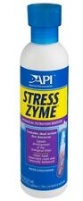 API Stress Zyme 480ml Biological Aquarium Additive Bacteria Supplement Tropical