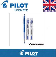 Piloto Color Eno Portaminas 0.7mm (plcr - 7-S8) Azul Lápiz + 2 Cables