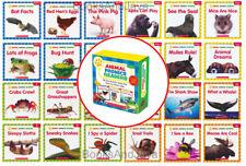 Animal Phonics Readers Box Set 24 Scholastic Nonfiction Readers NEW