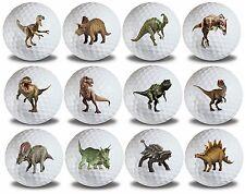 Dinosaur Golf Balls 12 pack