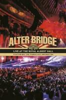 ALTER BRIDGE - LIVE AT THE ROYAL ALBERT HALL (DVD+2 CD+BLU-RAY) NEW DVD SEALED