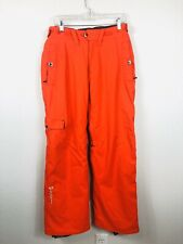 Scott Sports Ski Snowboard Snow Pant Mens Size Small Red
