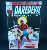 """Marvel DAREDEVIL May 2002 #164 Comic Book """"The Man Without Fear!"""""""