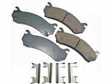 Fits 1999-2006 Chevrolet Silverado 1500 Brake Pad Set Front Akebono 47476PQ 2000