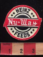 "Vintage Cooper Feeds Jacket Patch 5/"" x 7/"""