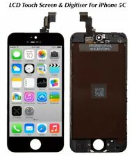 New Replacement LCD Display & Touch-Screen Digitizer For Apple iPhone 5C - Black
