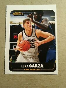 LUKA GARZA RC - 2020 Sports Illustrated for Kids #923 Iowa/Detroit Pistons