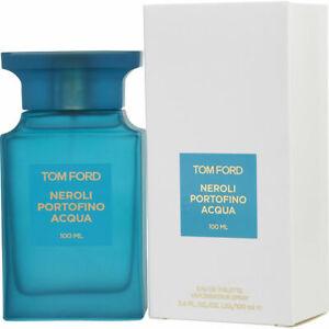 TOM FORD Neroli Portofino ACQUA Eau de Toilette Perfume Woman Men 3.4oz NIB