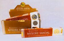 Genuine Garden Fresh Mysore Sandal Incense Sticks-15gmx12box=180gm Free Shipping