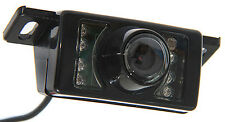 Short Number Plate Rear View Reversing Camera, ideal for caravans, motorhomes