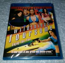 Wild Things: Foursome Blu-ray Disc Brand New