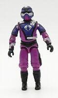"1987 G.I. Joe Cobra Techno Viper  3.75"" (Loose Action Figure)"