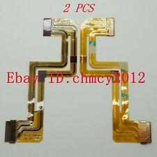 2pcs LCD Flex Cable For SONY DCR-SR35E DCR-SR45E SR46E DCR-SR65E SR75E DCR-SR85E