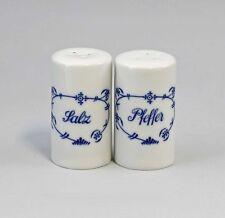 Porcelaine Sel/poivrière Immortelle Lindner Bayern (Bavière) 9986103