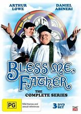 Bless Me Father : Series 1-3 (DVD, 2010, 3-Disc Set) SEALED