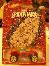 Hot Wheels Spider-Man Spider Rider 4/8 Walmart Exclusive