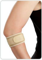 Tennis / Golfer Elbow Strap Epicondylitis Wrap Support Lateral Pain Syndrome Gym
