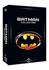 *** Coffret Batman Collection - Les 4 Films *** ( neuf sous blister )