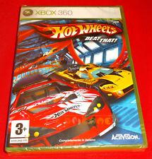 HOT WHEELS BEAT THAT XBOX 360 Versione Ufficiale Italiana 1ª Edizione ○ NUOVO