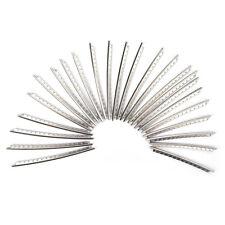 24pcs Set Electric Guitar Frets Wire 2.2mm Copper-nickel Alloy New J&C